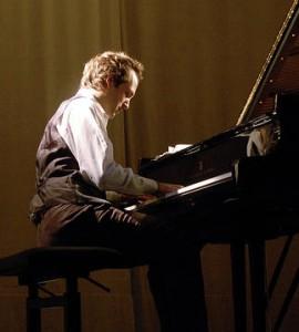 Thomas Valverde pianiste